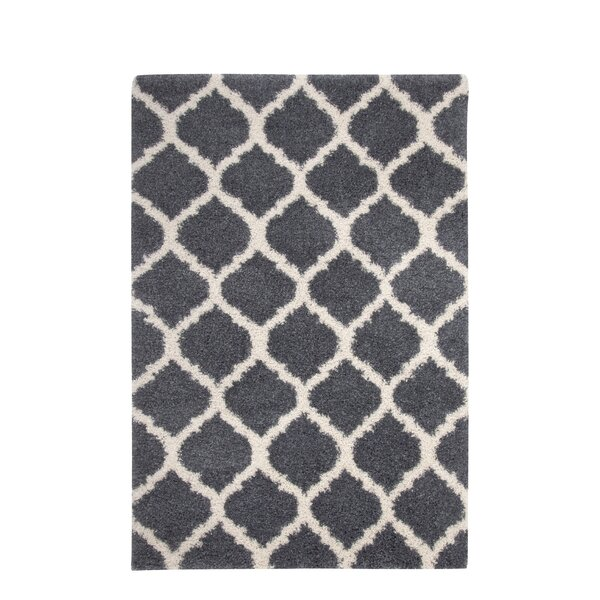 Cambridge Blue Area Rug by Everly Quinn
