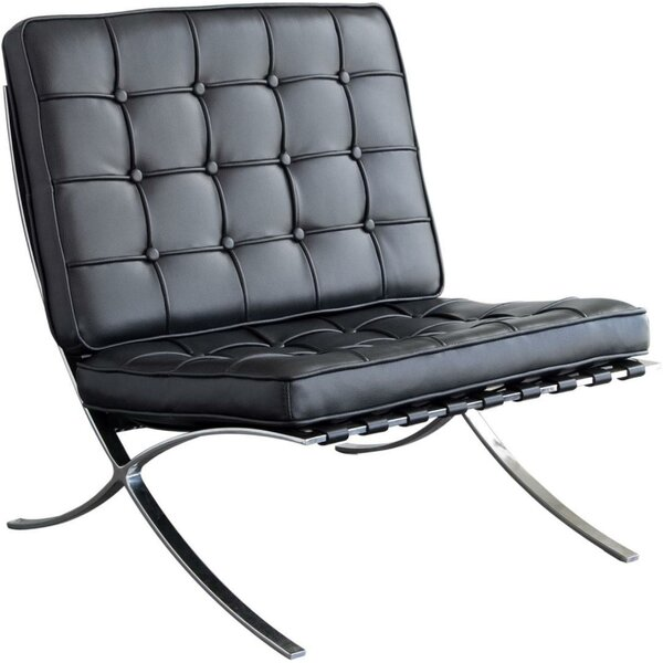 Dunstable Button Tufted Convertible Chair (Set of 2) by Orren Ellis