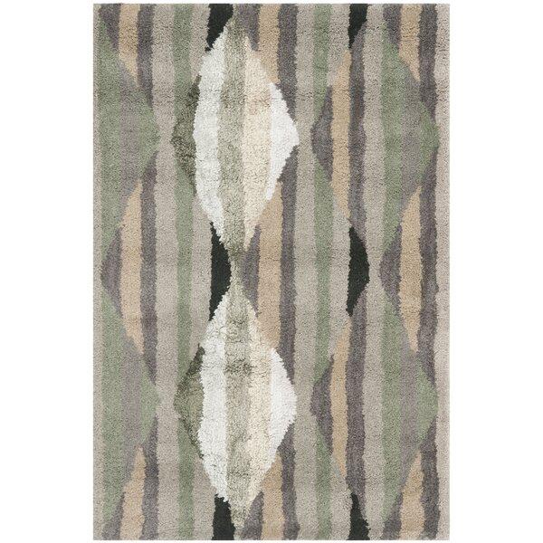 Wilkin Grey / Multi Rug by Wrought Studio