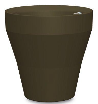 Self-Watering Vinyl Pot Planter by Crescent Garden