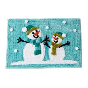 Brock Snowy Friends Bath Rug By The Holiday Aisle