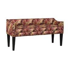 Miesha Upholstered Bedroom Bench by Latitude Run