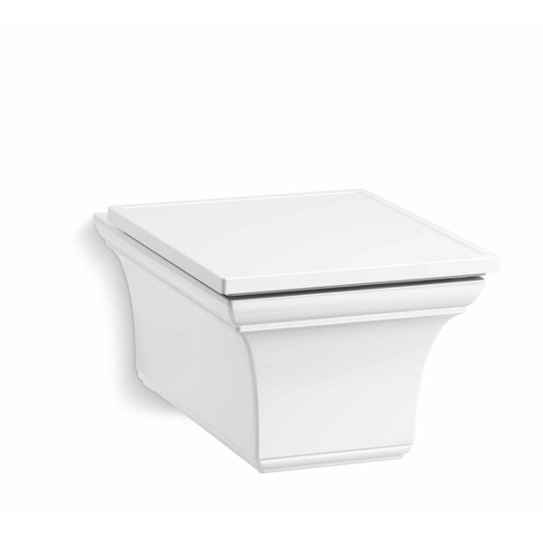 Memoirs® One-Piece Elongated Dual-Flush Wall-Hung Toilet by Kohler