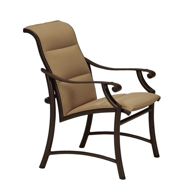 Montreux II Patio Dining Chair by Tropitone Tropitone