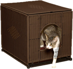 Litter Boxes & Enclosures