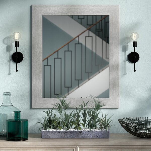 Neutral Interior Trend Wall Mirror by Brayden Studio