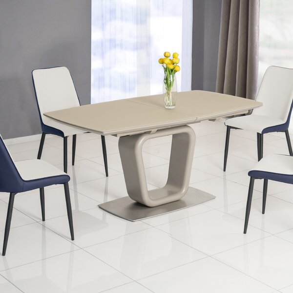 Cullins Extendable Dining Table by Orren Ellis