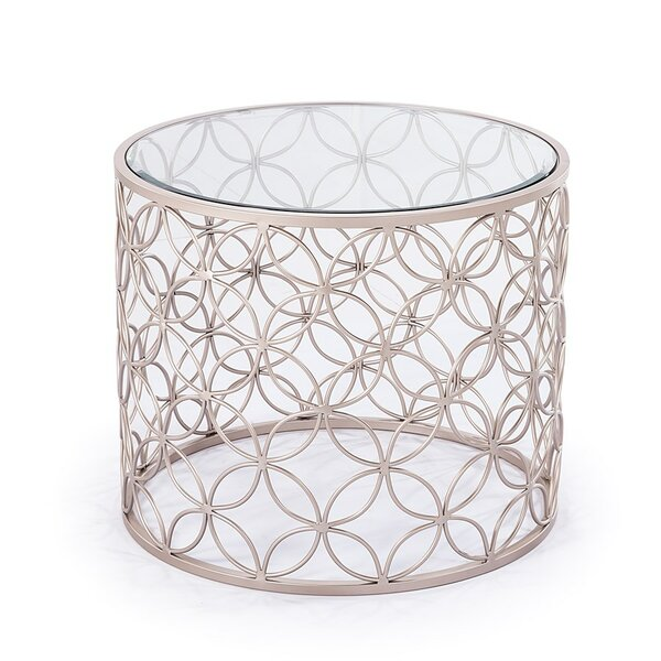 Raquel End Table by Blink Home
