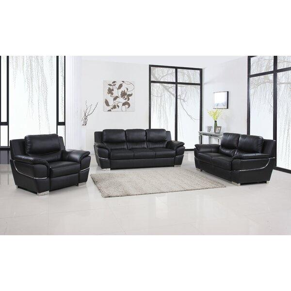 3 Piece Living Room Set by Latitude Run Latitude Run