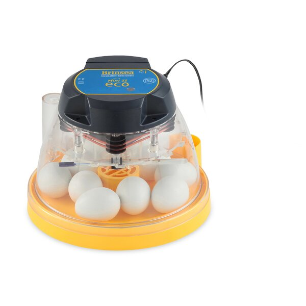 Mini II Eco Manual Chicken Egg Incubator by Brinsea