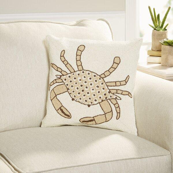 Maris Crab Pillow by Birch Lane™
