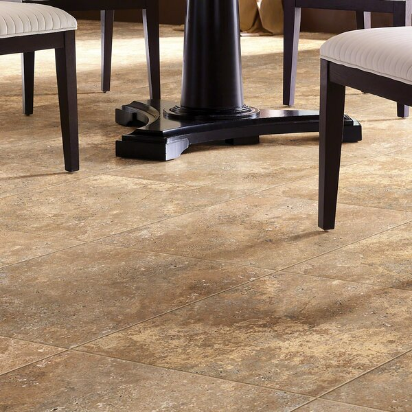 Sociable 16 x 16 x 3mm Luxury Vinyl Tile in Estate by Shaw Floors
