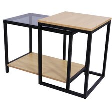 Maville Nesting Table by Latitude Run
