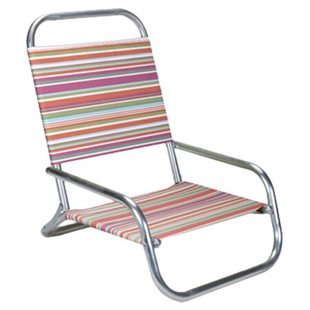 Sun and Sand Beach Chair by Telescope Casual Telescope Casual