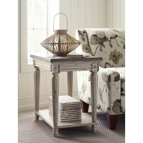 Southbury Charging End Table by Hammary