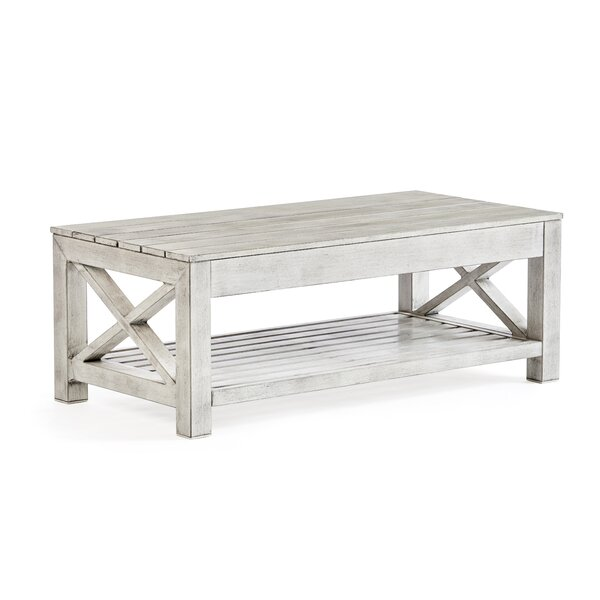 Barden Aluminum Coffee Table by Laurel Foundry Modern Farmhouse