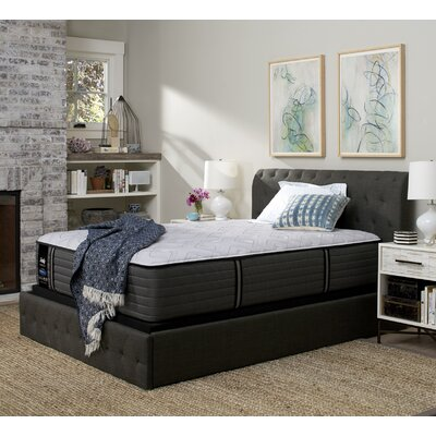 "Response Premium 14.5"" Medium Innerspring Mattress and Box Spring Sealy Mattress Size: California King, Box Spring Height: Standard Profile"