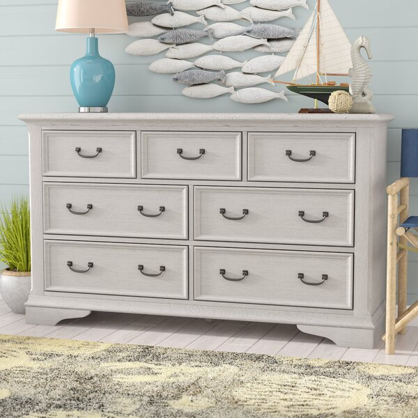 Trenton 7 Drawer Dresser by Rosecliff Heights