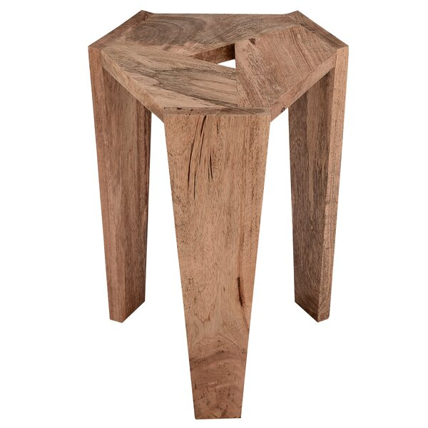 Lantz Accent Stool by Union Rustic