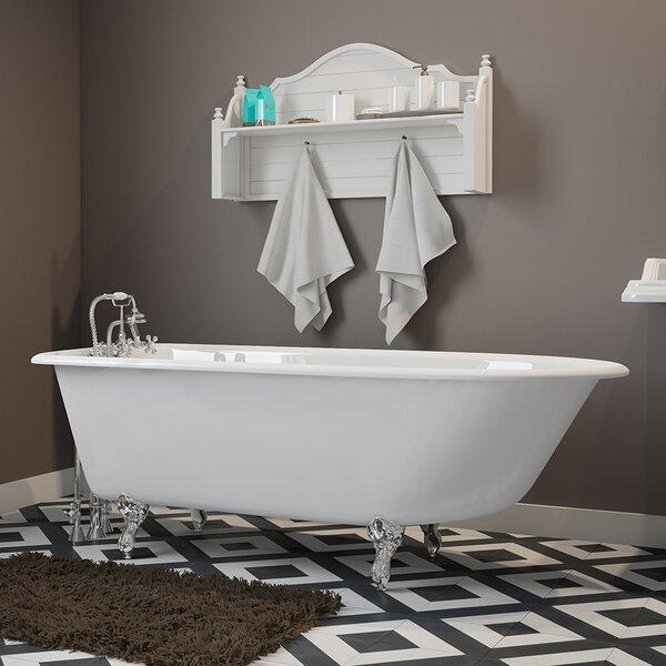 61 x 30 Clawfoot Bathtub by Cambridge Plumbing