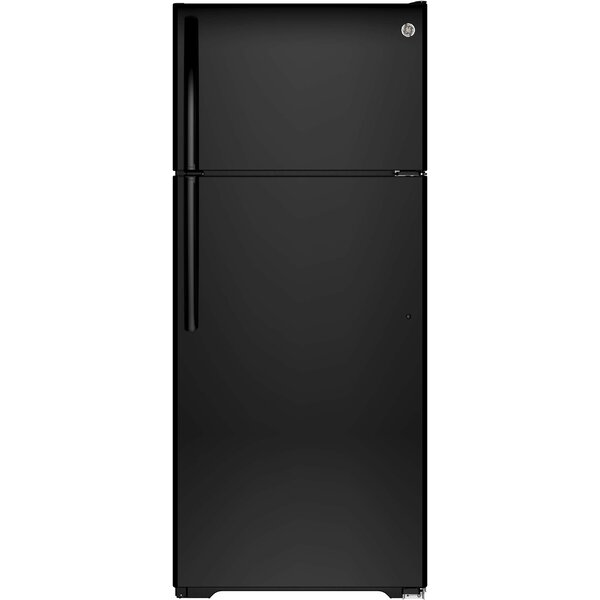 17.6 cu. ft. Energy Star® Top-Freezer Refrigerator by GE Appliances