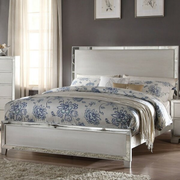 Duffner Deluxe Queen Upholstered Platform Bed by House of Hampton