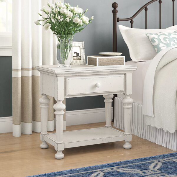 Lia 1 Drawer Nightstand by Birch Lane™ Heritage