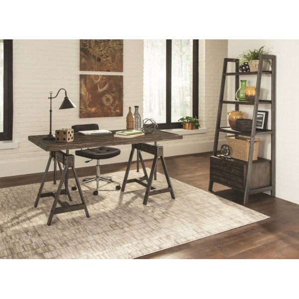 Sydney Writing Desk with Bookcase