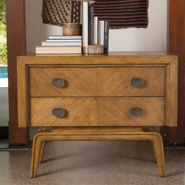 Vienna 2 Drawer Dresser By Studio A Home by Studio A Home Modern