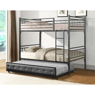 Read Reviews Jaymes Twin Bunk Configuration Bed with Trundle By Zoomie Kids