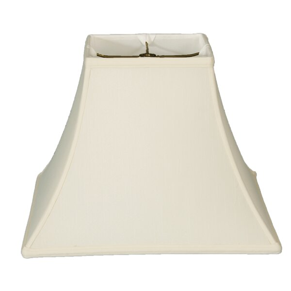 Timeless 16 Silk Bell Lamp Shade by Royal Designs