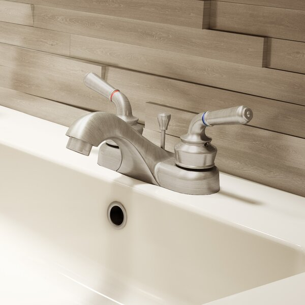 Origins Centerset Bathroom Faucet by Symmons