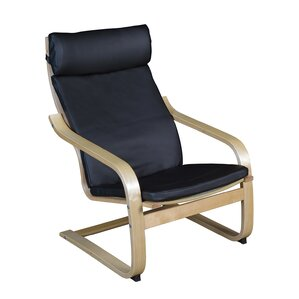 Asellus Bentwood Recliner by Ebern Designs