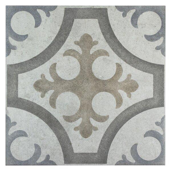 Ardisana 13.13 x 13.13 Ceramic Patterned Tile by EliteTile