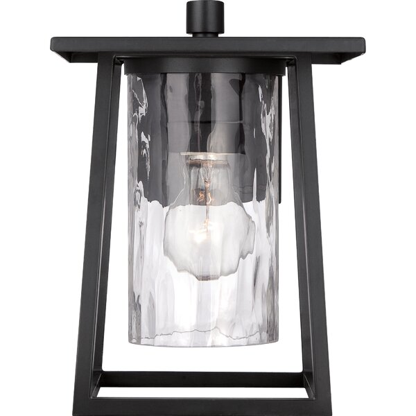 Bissonnette Outdoor Wall Lantern by Mercury Row