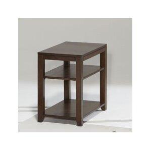 Daytona Chairside Table by Progressive Furniture Inc.