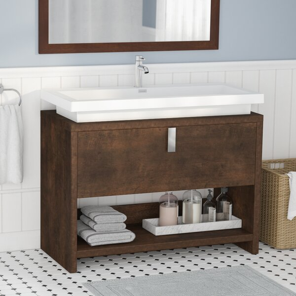 Gaynelle 40 Single Bathroom Vanity Set by Orren Ellis