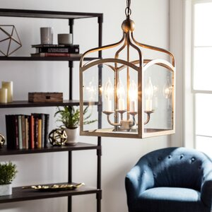 Ashley 4-Light Mini Chandelier