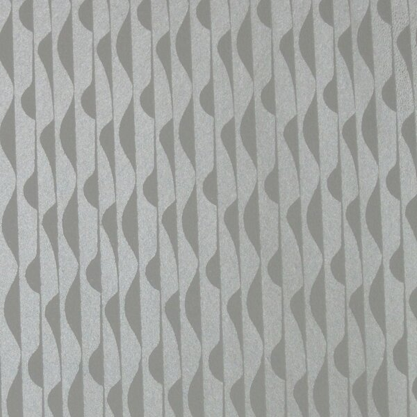 Lustrous Wave 32.97 x 20.8 Stripes Wallpaper by Walls Republic