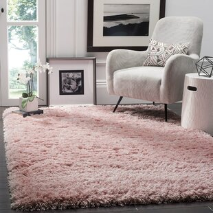Hermina Light Pink Area Rug