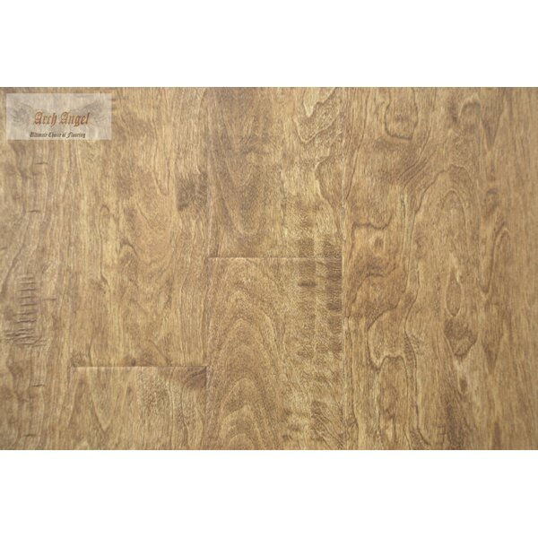 0.4 x 1.75 x 94 Birch T-Molding in Tropical Sandalwood by All American Hardwood