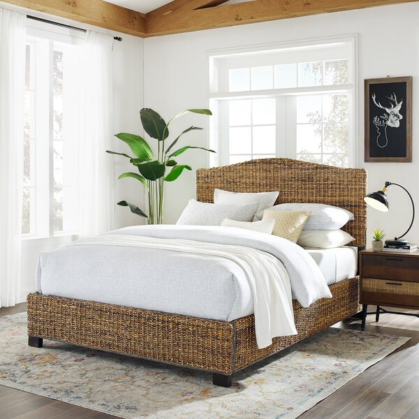 Delancey Queen Standard Bed by Bayou Breeze