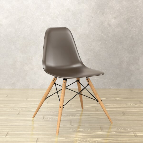 Prou Mid Century Dining Chair (Set of 2) by Ivy Bronx