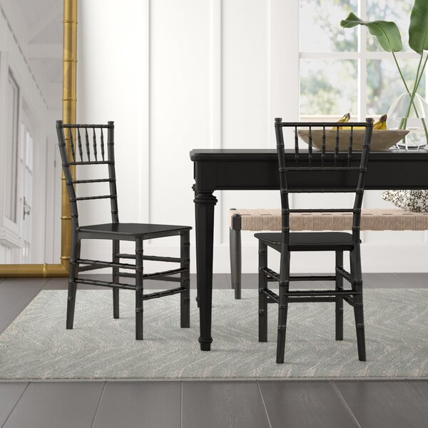Tioga Dining Chair (Set of 2) by Bay Isle Home