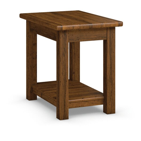 Redonda Chairside End Table by Caravel