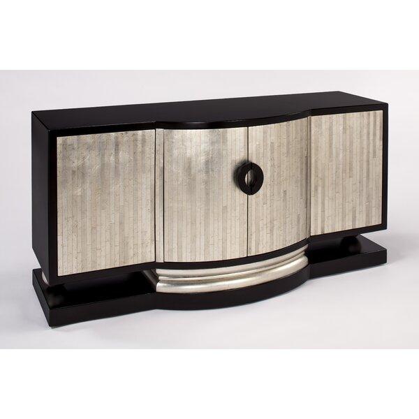 4 Door Accent Cabinet by Artmax