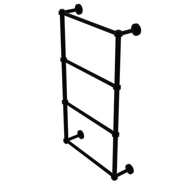 Dottingham Wall Mounted Towel Rack by Allied Brass