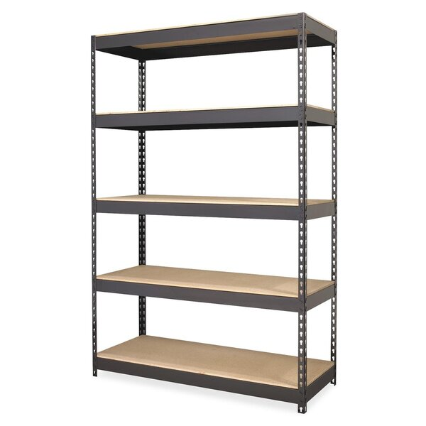 Riveted Steel Shelving by Lorell