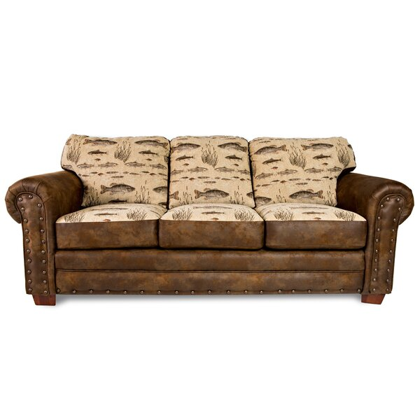 Hot Sale Io Angler's Cove Sofa by Loon Peak by Loon Peak