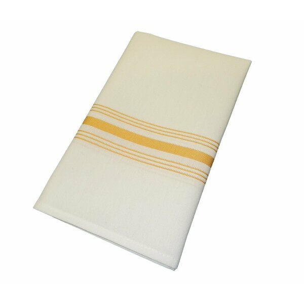 Milliken Signature Stripe Bistro 18 Napkins (Set of 12) by Fabric Textile Products, Inc.